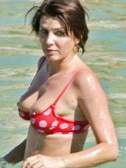 Sadie Frost – Nip slip, 2005