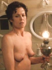 Sigourney Weaver Naked – Death and the Maiden, 1994