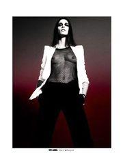 Tanya Ilieva – topless photoshoot, 2012