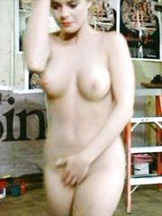 Teri Copley Naked – Down the Drain, 1990