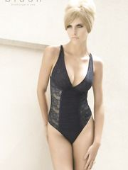 Zoe Duchesne – Blush lingerie, 2008