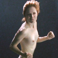 Kim Dickens Naked – Out of Order, 2003