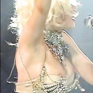 Lady GaGa – boob oops, 2009