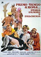 Primo tango a Roma - Storia d'amore e d'alchimia