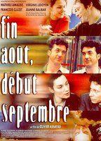 Fin aout, debut septembre