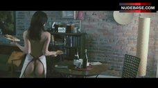 2. Leah Cairns Naked Ass – 88 Minutes