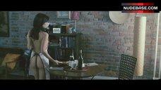 5. Leah Cairns Naked Ass – 88 Minutes