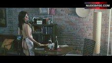 6. Leah Cairns Naked Ass – 88 Minutes