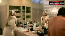 Sharon Stone Breast in Mirror – Intersection