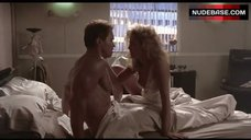 3. Sharon Stone Nip Slip – Total Recall