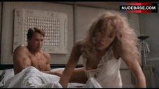 6. Sharon Stone Nip Slip – Total Recall