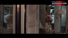 3. Naked Sharon Stone Getting Dressed – Basic Instinct