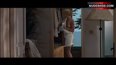 7. Naked Sharon Stone Getting Dressed – Basic Instinct