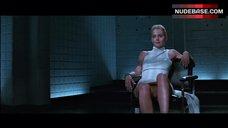 Sharon Stone Pussy Scene – Basic Instinct