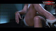 6. Sharon Stone Pussy Scene – Basic Instinct