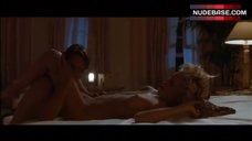 7. Sharon Stone Hot Sex Scene – Basic Instinct