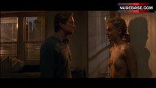 4. Sharon Stone Boobs Exposed – Basic Instinct