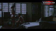 2. Sharon Stone Boobs Scene, Ass – Sliver