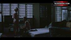6. Sharon Stone Boobs Scene, Ass – Sliver