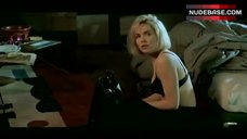3. Sharon Stone Hot Scene – Sliver