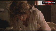 5. Sharon Stone Nip Slip – The Quick And The Dead