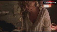 7. Sharon Stone Nip Slip – The Quick And The Dead