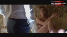 5. Sharon Stone Nipple Flash – Casino