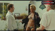3. Sharon Stone Bikini Scene – $5 A Day