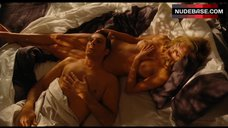 4. Sharon Stone Naked After Sex – Fading Gigolo