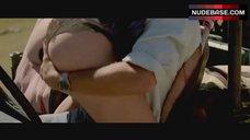 Madeleine Stowe Sex Scene in Car – Revenge