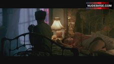 Madeleine Stowe Laying In Bed – Revenge