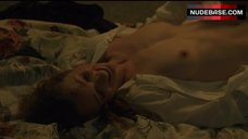 Kerry Condon Breasts Exposed – Luck