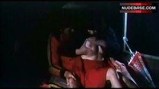Miyako Yamaguchi Tits Scene – A Woman With Red Hair