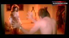 1. Dana Striptease, Boobs, Ass Scene – Girl With The Long Hair