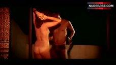 6. Dana Striptease, Boobs, Ass Scene – Girl With The Long Hair