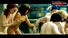 Jenni Banerjee Nude on Street – Young Gods