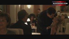 1. Melissa Mascara Boobs Scene – End Of Days