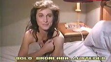 Helene Udy Topless Scene – Sweet Murder