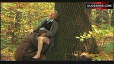 Deborah Kara Unger Cunnilingus in Woods – Sunshine