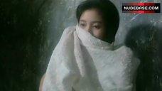10. Haruna Takase Shows Tits in Lesbi Scene – Manji