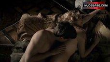3. Alexandra Vandernoot Nude in Bed – The Crown Prince