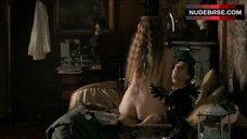 6. Alexandra Vandernoot Nude in Bed – The Crown Prince