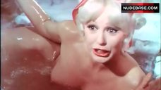 Mamie Van Doren Boobs, Ass in Beer Bath – 3 Nuts In Search Of A Bolt