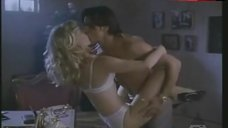Kate Vernon in White Bra and Panties – Tales From The Crypt