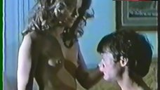 4. Lindsay Wagner Small Nude Tits – Two People