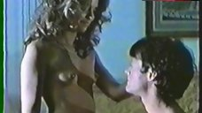 5. Lindsay Wagner Small Nude Tits – Two People
