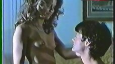 6. Lindsay Wagner Small Nude Tits – Two People