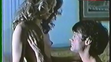7. Lindsay Wagner Small Nude Tits – Two People