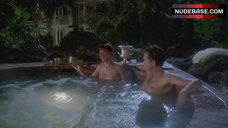 Cynthia Stevenson Boobs in Hot Tub – The Player