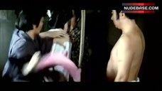 1. Mari Atsumi Bare Tits and Butt – Hanzo The Razor